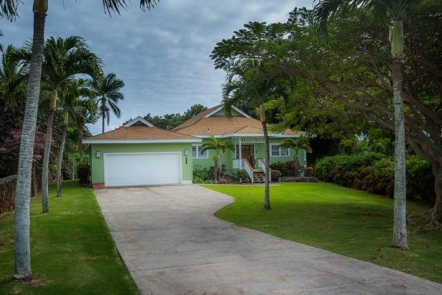 3022 Lauae Pl, Koloa, HI 96756 (MLS #624684) :: Kauai Exclusive Realty