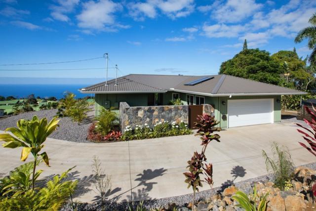 81-1093 Konawaena School Road, Kealakekua, HI 96750 (MLS #624685) :: Aloha Kona Realty, Inc.