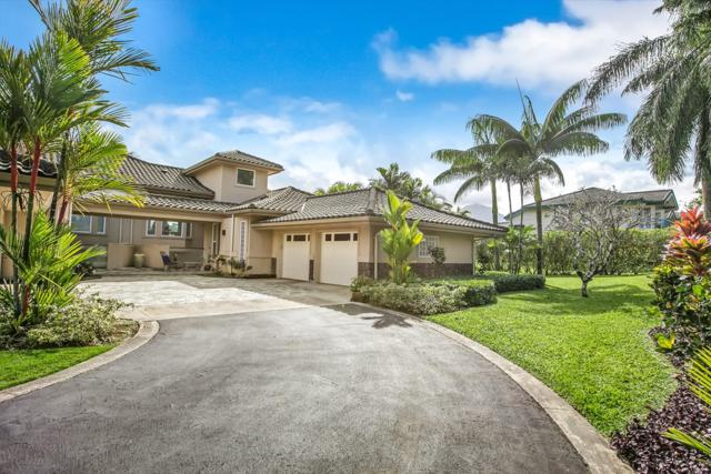4100 Queen Emma Dr, Princeville, HI 96722 (MLS #624714) :: Elite Pacific Properties
