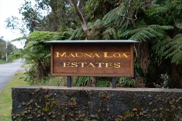 Third St, Volcano, HI 96785 (MLS #624770) :: Elite Pacific Properties