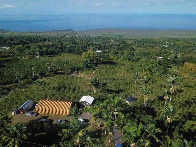 84-4956 Hawaii Belt Rd, Captain Cook, HI 96704 (MLS #624790) :: Song Real Estate Team/Keller Williams Realty Kauai