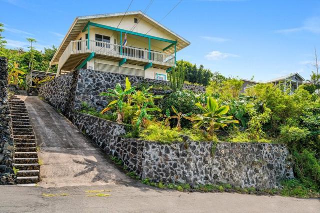 87-3208 Ea Rd, Captain Cook, HI 96704 (MLS #624813) :: Aloha Kona Realty, Inc.