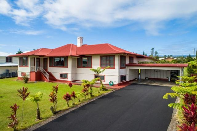 572 Iwalani St, Hilo, HI 96720 (MLS #624854) :: Aloha Kona Realty, Inc.