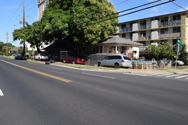 2946 Date St, Honolulu, HI 96816 (MLS #624855) :: Oceanfront Sotheby's International Realty