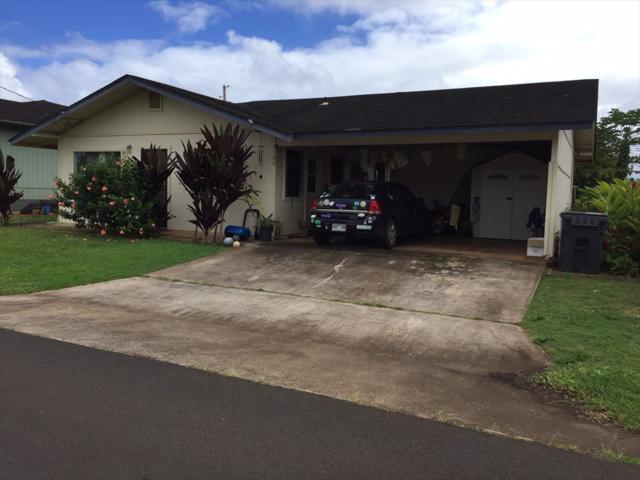 3168 Hiraoka St, Lihue, HI 96766 (MLS #624905) :: Kauai Exclusive Realty
