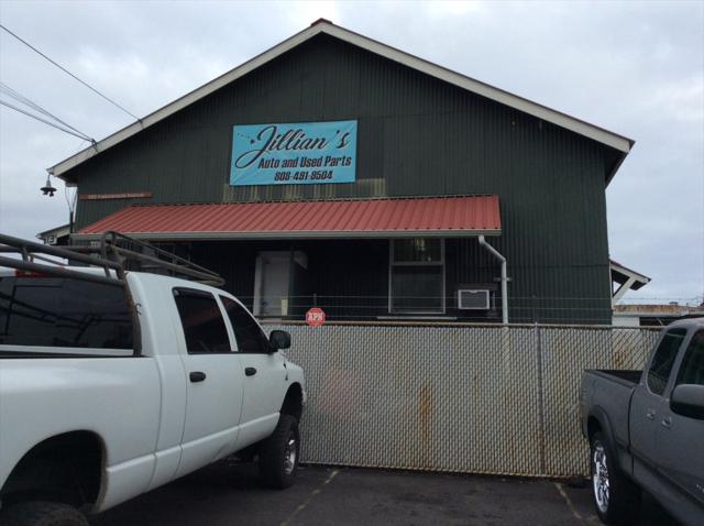 595 Kalanianaole St, Hilo, HI 96720 (MLS #624953) :: Steven Moody