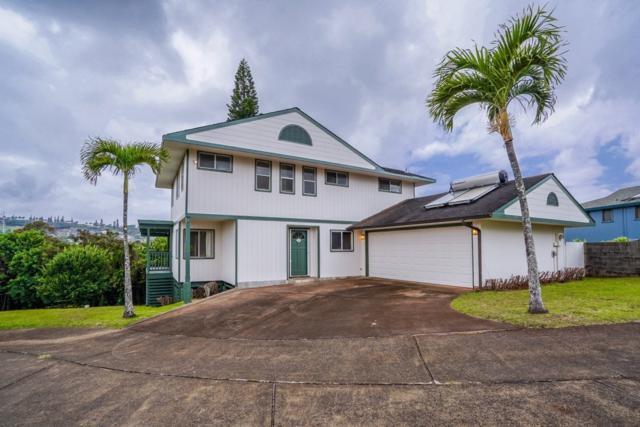 4580 Puuwai Rd, Kalaheo, HI 96741 (MLS #624965) :: Kauai Exclusive Realty