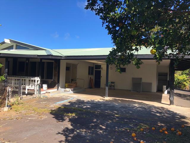 81-1080 St Johns Rd, Captain Cook, HI 96704 (MLS #624983) :: Elite Pacific Properties