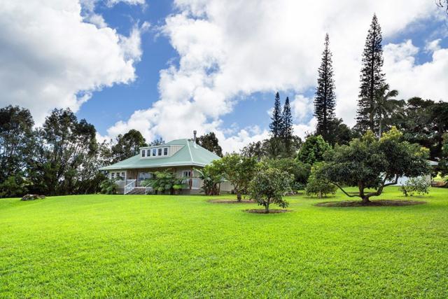 55-705 Kapiko Pl, Hawi, HI 96719 (MLS #625075) :: Elite Pacific Properties