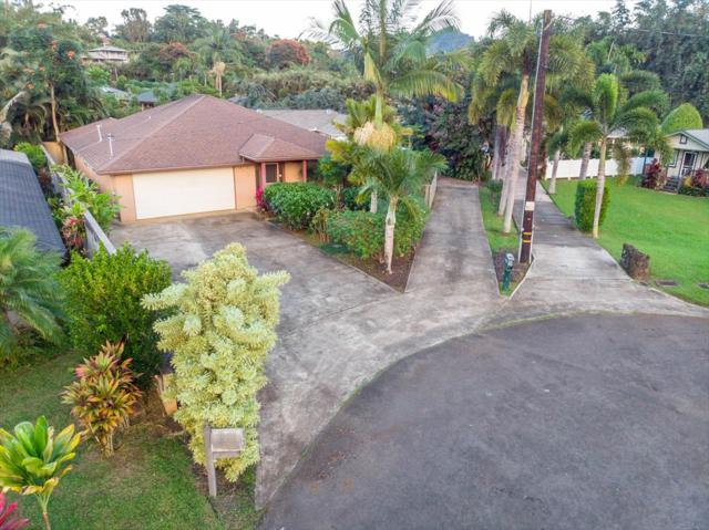 6670 Puupilo Pl, Kapaa, HI 96746 (MLS #625078) :: Elite Pacific Properties