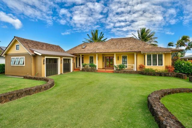 5370 Pau A Laka St, Koloa, HI 96756 (MLS #625136) :: Kauai Exclusive Realty