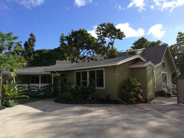 2688 Onu Pl, Kalaheo, HI 96741 (MLS #625147) :: Kauai Real Estate Group