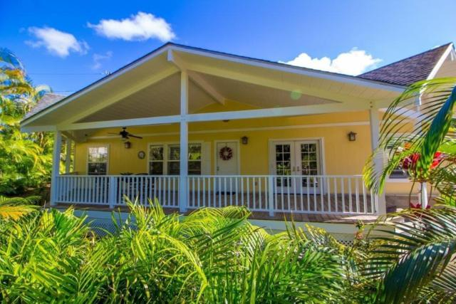 6671 Puupilo Place, Kapaa, HI 96746 (MLS #625158) :: Kauai Exclusive Realty