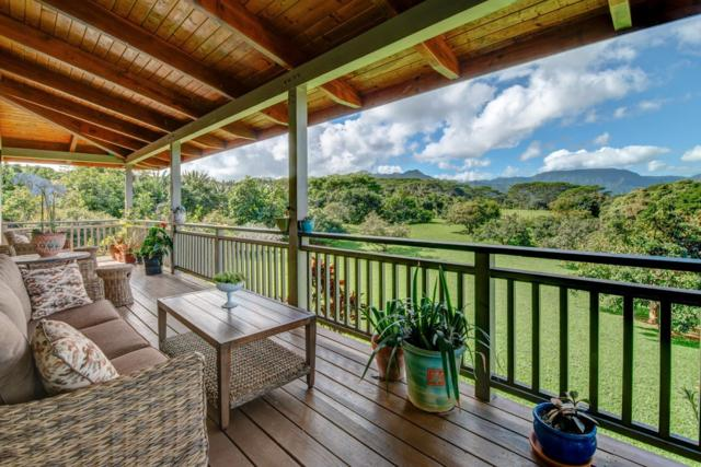 4921 Wailapa, Kilauea, HI 96754 (MLS #625165) :: Song Real Estate Team/Keller Williams Realty Kauai