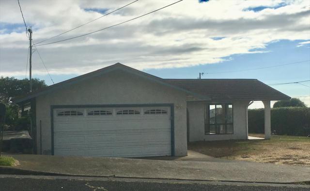 74-834 Uluaoa St, Kailua-Kona, HI 96740 (MLS #625210) :: Elite Pacific Properties