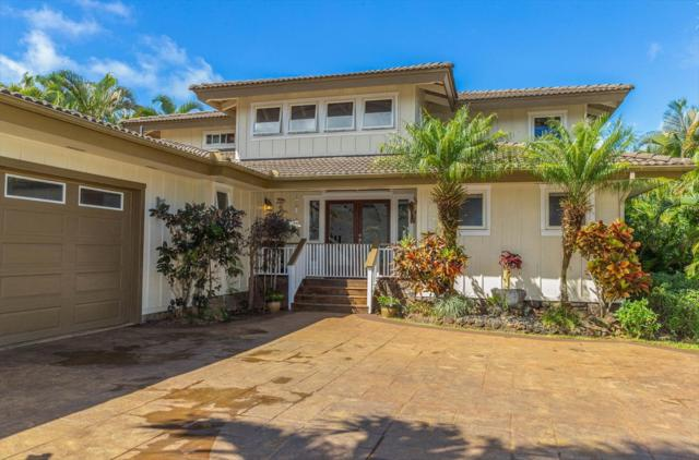 4122 Rooke Pl, Princeville, HI 96722 (MLS #625340) :: Elite Pacific Properties