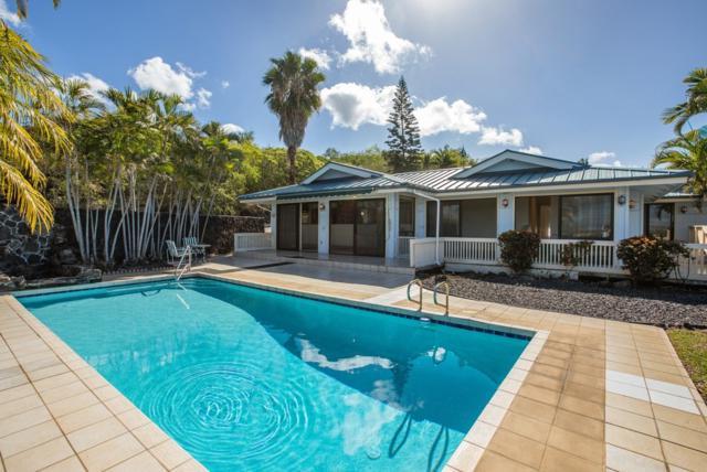 78-6801 Kuhinanui St, Kailua-Kona, HI 96740 (MLS #625582) :: Elite Pacific Properties