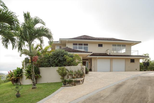 6496 Puupilo Rd, Kapaa, HI 96746 (MLS #625648) :: Elite Pacific Properties
