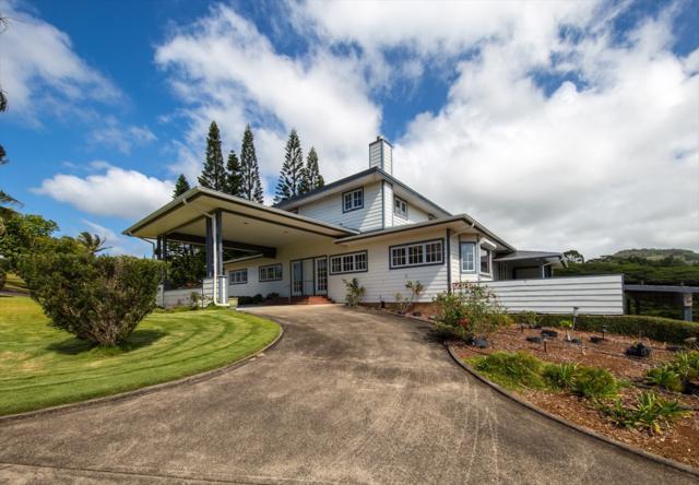 3200 Wawae Rd, Kalaheo, HI 96741 (MLS #625661) :: Elite Pacific Properties