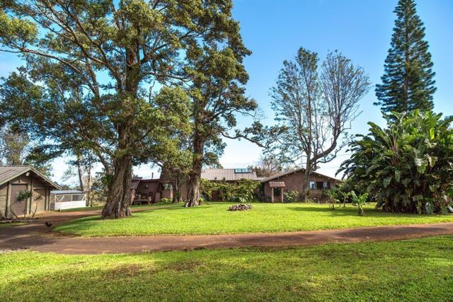 43-2000 Hamakua Coffee Lots, Paauilo, HI 96776 (MLS #625751) :: Aloha Kona Realty, Inc.