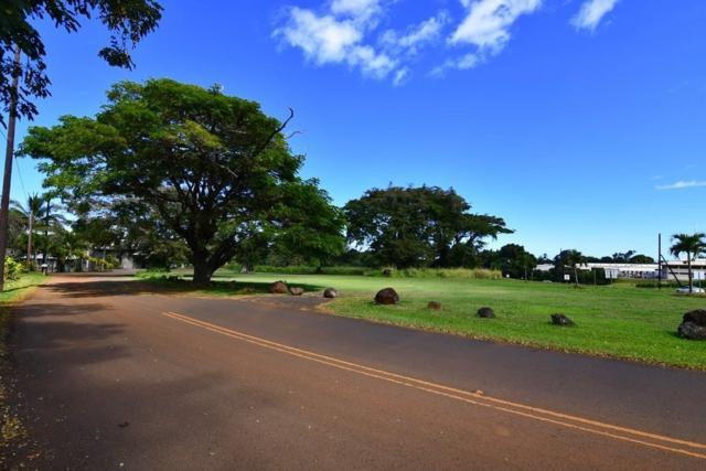 4534 Uahi Rd, Lihue, HI 96766 (MLS #625819) :: Elite Pacific Properties