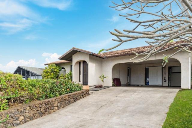 74-811 Uluaoa St, Kailua-Kona, HI 96740 (MLS #625900) :: Team Lally