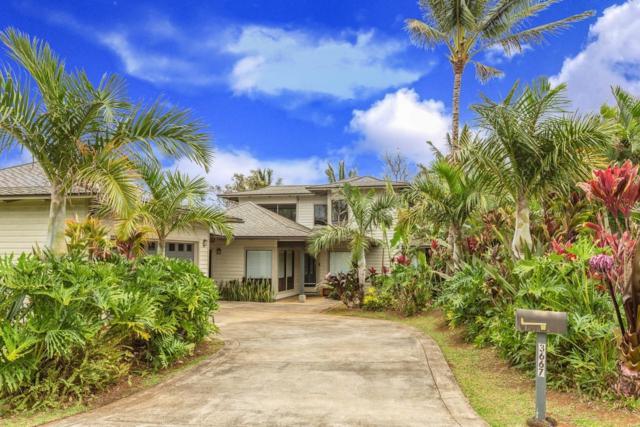 3667 Albert Road, Princeville, HI 96722 (MLS #625927) :: Elite Pacific Properties