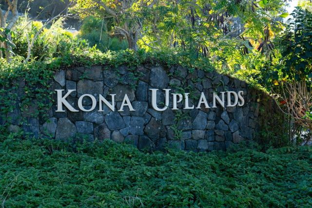 75-1305 Keopu Mauka Dr, Holualoa, HI 96725 (MLS #625942) :: Song Real Estate Team/Keller Williams Realty Kauai