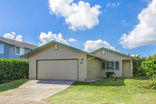 5359 Kula Mauu St, Kapaa, HI 96746 (MLS #625974) :: Elite Pacific Properties