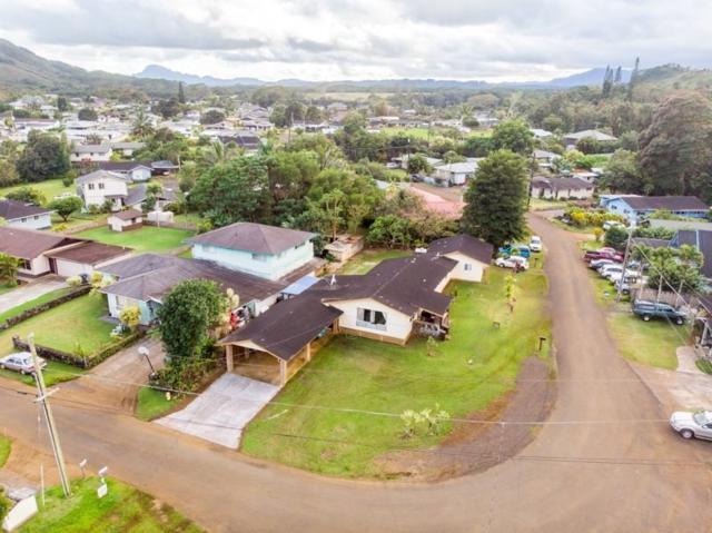 6393 Ahele Dr, Kapaa, HI 96746 (MLS #625994) :: Kauai Exclusive Realty