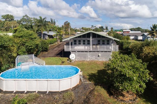 16-781 Kikania St, Keaau, HI 96749 (MLS #625997) :: Elite Pacific Properties