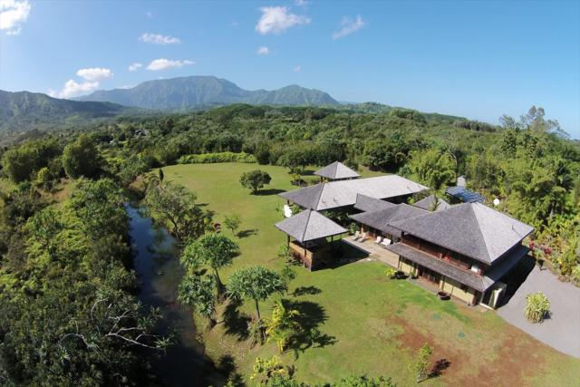 2895-F Kamookoa, Kilauea, HI 96754 (MLS #626110) :: Elite Pacific Properties