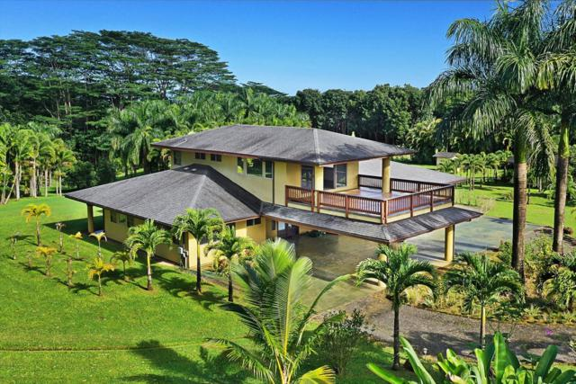 2853 Halaulani Rd, Kilauea, HI 96754 (MLS #626173) :: Song Real Estate Team/Keller Williams Realty Kauai