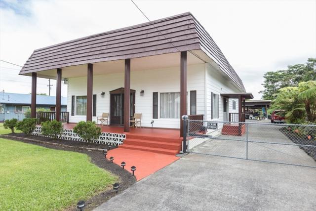 16-2043 Vanda Dr, Pahoa, HI 96778 (MLS #626217) :: Aloha Kona Realty, Inc.