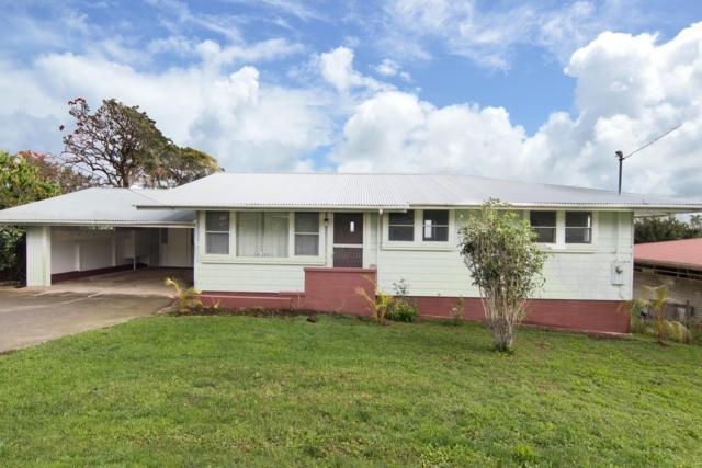 45-3324 Kou St, Honokaa, HI 96727 (MLS #626317) :: Elite Pacific Properties