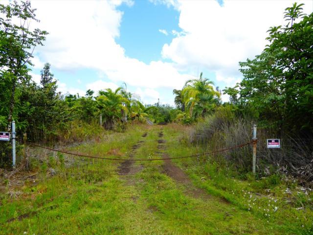 16-608 Orchid Land Dr, Keaau, HI 96760 (MLS #626370) :: Aloha Kona Realty, Inc.