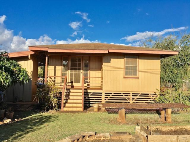 4645-C Alawai Rd, Waimea, HI 96796 (MLS #626400) :: Kauai Exclusive Realty