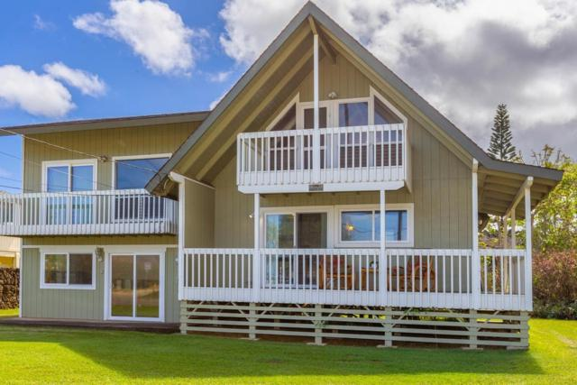 5119 Weke Road, Hanalei, HI 96714 (MLS #626488) :: Kauai Exclusive Realty