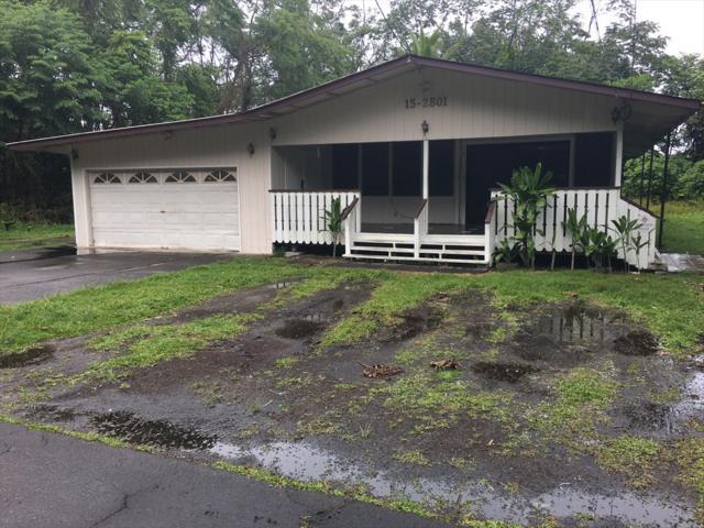 15-2801 Ono St, Pahoa, HI 96778 (MLS #626536) :: Aloha Kona Realty, Inc.