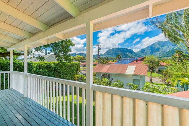 5-5428 Kuhio Hwy, Hanalei, HI 96722 (MLS #626554) :: Elite Pacific Properties