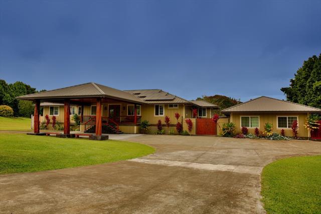 27-637 Kahalii Pl, Papaikou, HI 96781 (MLS #626611) :: Elite Pacific Properties