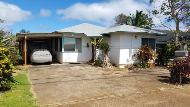 5130 Kawaihau Rd, Kapaa, HI 96746 (MLS #626627) :: Elite Pacific Properties