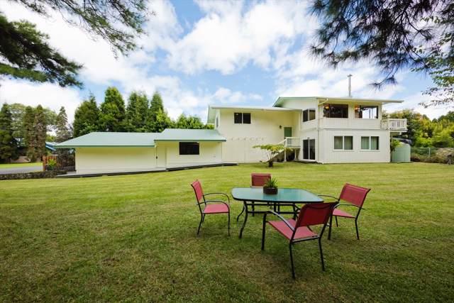 99-2036 Popohau Pl, Hawaii National Park, HI 96718 (MLS #626664) :: Elite Pacific Properties