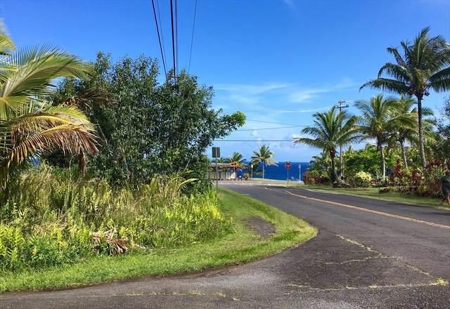 Kaehukai St, Pahoa, HI 96778 (MLS #626780) :: Corcoran Pacific Properties