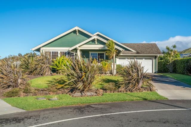 67-1308 Pua'ena St, Kamuela, HI 96743 (MLS #626826) :: Aloha Kona Realty, Inc.