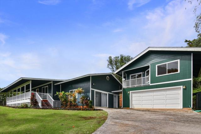 3695 Koloa Rd, Lawai, HI 96765 (MLS #626859) :: Kauai Exclusive Realty