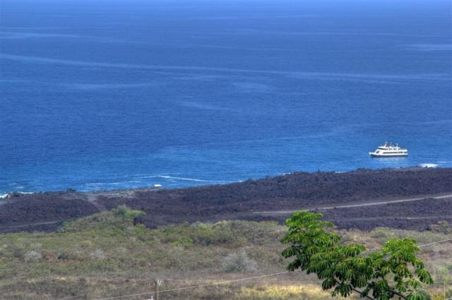 Honu Hiamoe Rd, Captain Cook, HI 96704 (MLS #626909) :: Aloha Kona Realty, Inc.