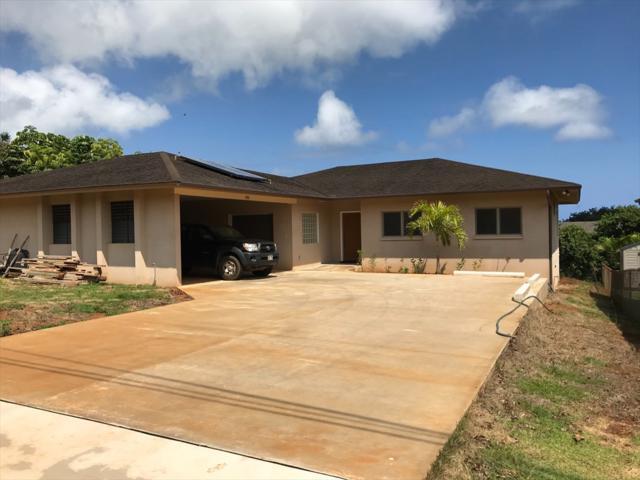 3741 Lohe Road, Kalaheo, HI 96741 (MLS #626940) :: Kauai Exclusive Realty