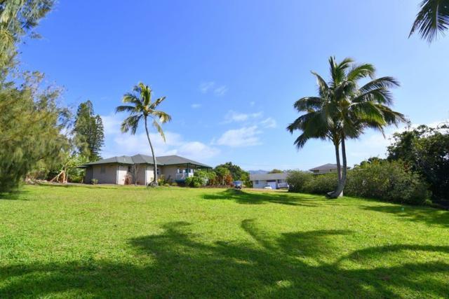 3840 Waha Rd, Kalaheo, HI 96741 (MLS #626992) :: Kauai Exclusive Realty