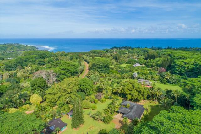 4631 Kahiliholo Rd, Kilauea, HI 96754 (MLS #626996) :: Song Real Estate Team/Keller Williams Realty Kauai